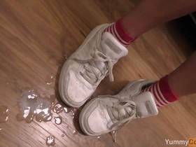 "MILF MEGA LOADS Cumpilation ""All Around The House"" Vol. 1 - Yummy Couple Cumshots Cum Compilation"