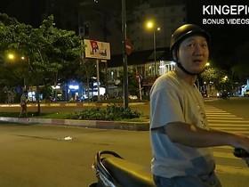 Vietnam Pimp Selling Hookers