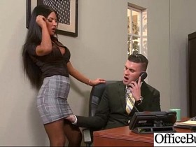 Sex Tape In Office With Round Big Boobs Girl (elicia solis) movie-10
