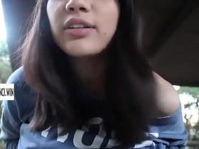 Heboh! Mahasiswi Cantik Pamer Memek Dan Toket Di Taman - pandatoto2.com - panda88poker.com
